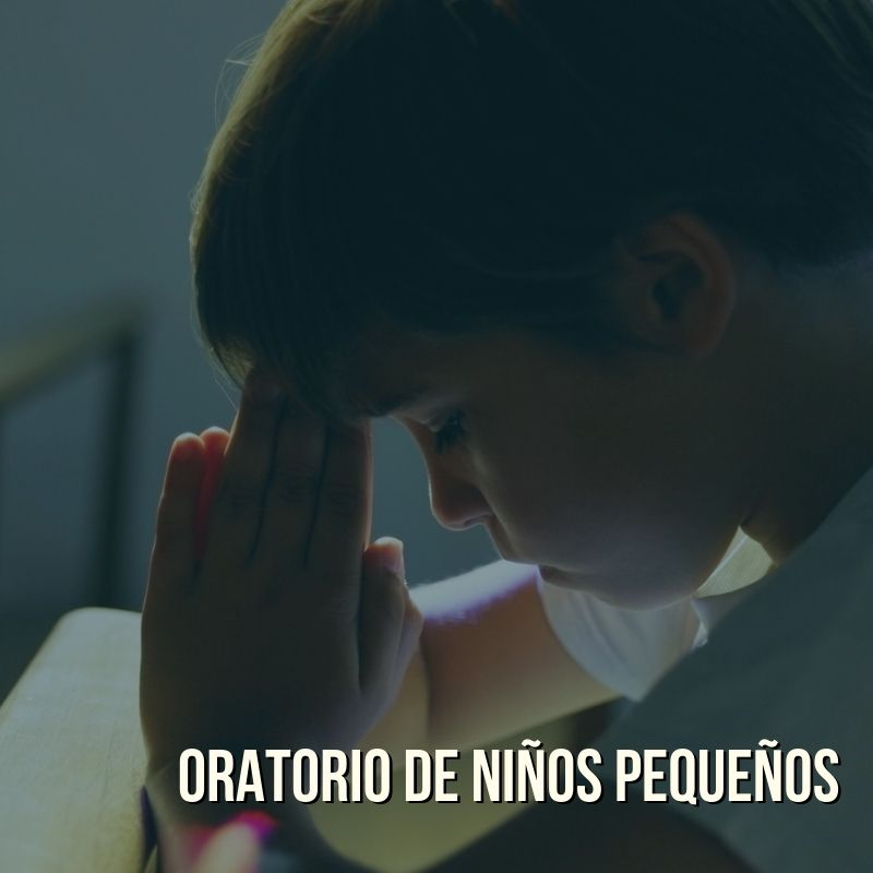 Oratorio de niños pequeños