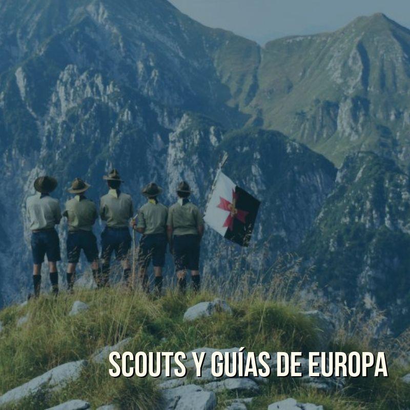 Guías y Scout de Europa